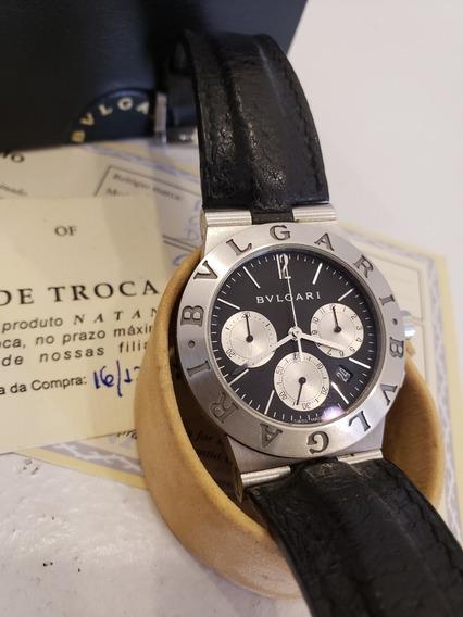 Relógio Bulgari - Diagono Cronografo Bvlgari