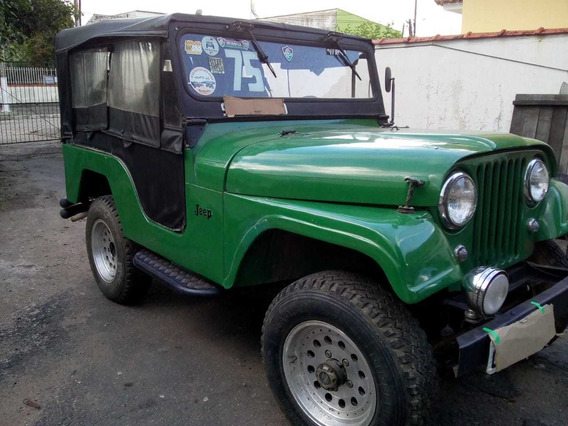 Jeep Willys, 1975