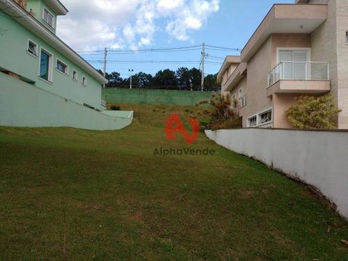 Terreno Residencial À Venda, Alphaville Residencial Plus, Barueri - Te1564. - Te1564