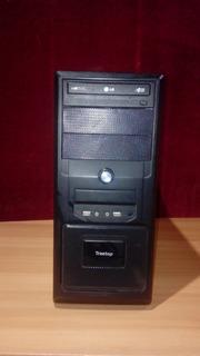 Gabinete A6 - 4gb Ddr3 - 320 Gb - Windows 7