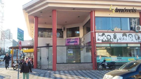 Excelente Sala Para Locação No Centro De Itajaí - Sc - Sa0086