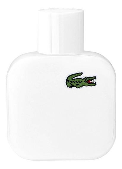 Lacoste L.12.12 Blanc Perfume Masculino Edt 50ml - Blz