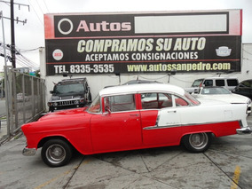 Chevrolet Bel Air A54 1955