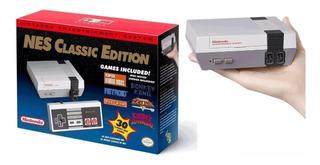 Nintendo Nes Classic Edition Mini 30 Juegos Nuevo Sellado