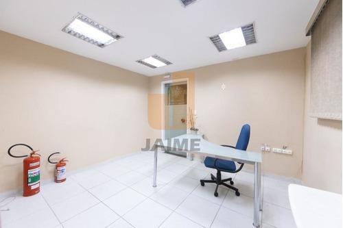 Conjunto Comercial Com 5 Salas, 2 Banheiros, Copa E Cozinha. - Ja13060