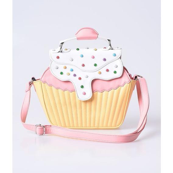 Cartera Iron Fist Importada Strawberry Lemonade Handbag