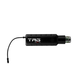 Transmissor Para Microfone Tagsound Tg-88tr - Plug-in, Sem F