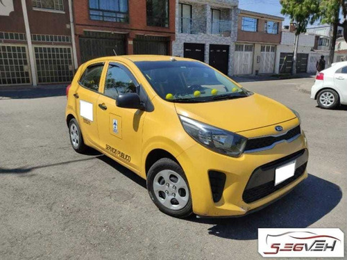 Kia Eco Taxi 1.0 Mt 2019 Financiacion Hasta Un 100%