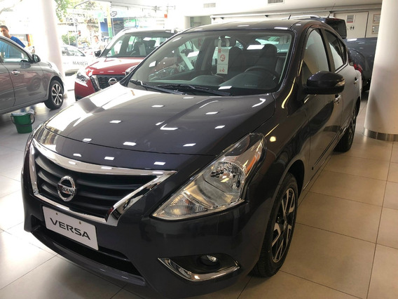 Nissan Versa 1.6 Exclusive At 0km Linea Nueva - Taikki Autos