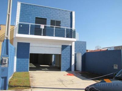 Barracão Para Alugar Por R$ 2.000/mês - Jardim Royal Palm - Limeira/sp - Ba0012