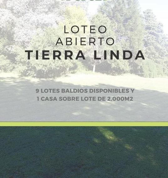 Venta Terreno 249 M² / Loteo Tierra Linda - Barrio Yei Pora - Jose C Paz
