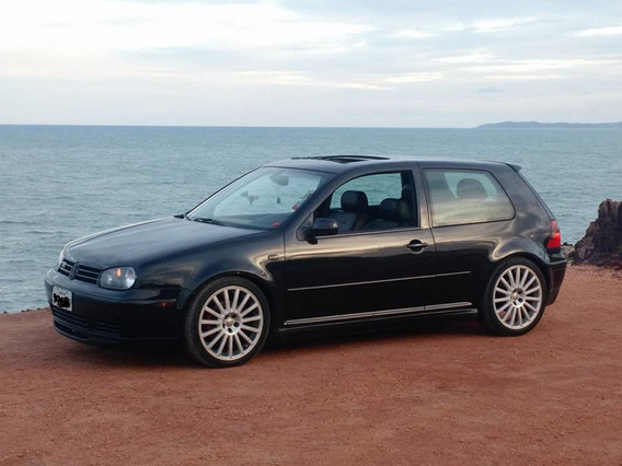 Vw Golf Gti 1.8 20v Turbo Manual 150cv 2 Portas Pts Mooca
