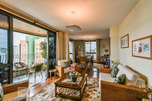 Apartamento À Venda - Pinheiros, 4 Quartos,  242 - S893081665