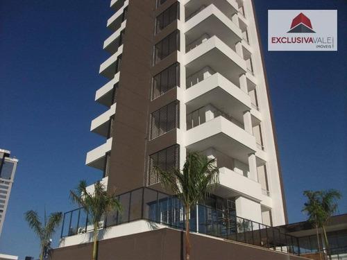Imagem 1 de 18 de Apartamento Com 4 Dormitórios À Venda, 360 M² Por R$ 1.895.000,00 - Barranco - Taubaté/sp - Ap0190