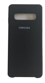 Funda Silicona Cover Silicone Case Samsung S10 S10 Plus S10e