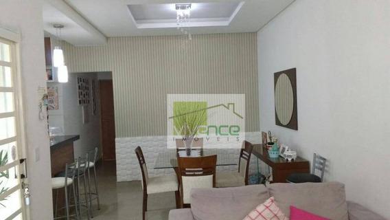 Casa Residencial À Venda, Residencial Cittá Di Firenze, Campinas. - Ca1005