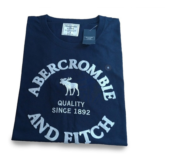 Camiseta Abercrombie&fitch Short-sleeve Original Logo Tee