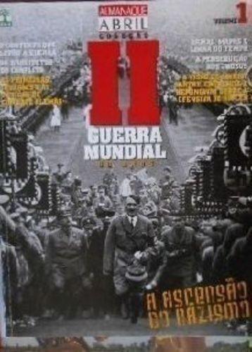 Revista Ii Guerra Mundial: 60 Anos 3 Volumes Abril