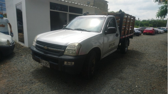 Chevrolet Luv Dmax 2006 Estacas