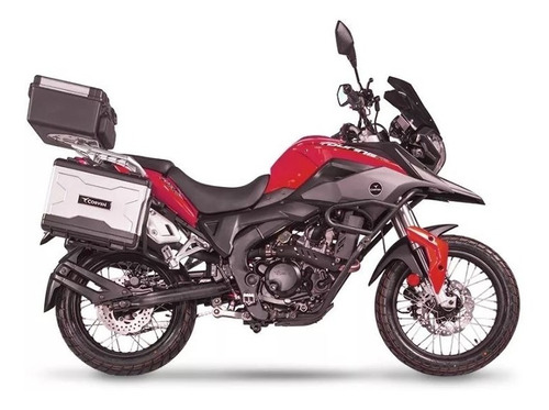 Moto Triax Touring 250 Corven 0km Urquiza Motos Financiada