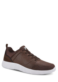 Sneaker Low Top Hombre Café 2644608