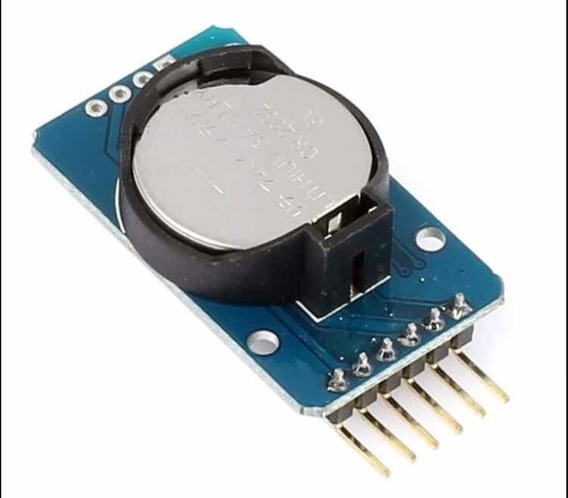 Módulo Rtc Real Time Clock Ds3231