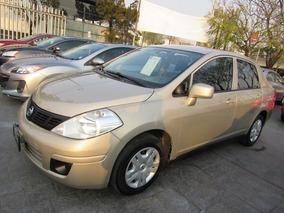 Nissan Tiida 2012 4p Sedan Comfort Aut A/a