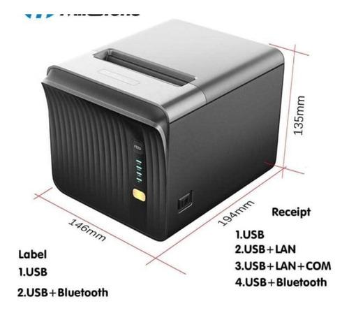 Tiquetera Termica Cbx- Pos 808 Diametro Papel 80 Mm
