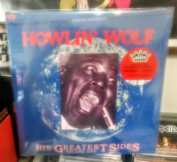Lp Howlin Wolf His Greatest Sides