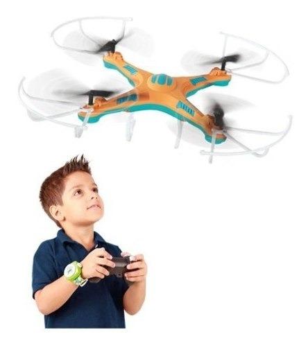 Spy Drone Rota 360° Com Controle 6262 Rádio