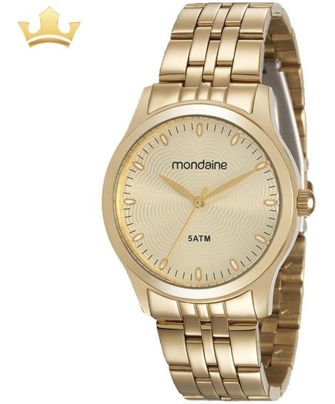 Relógio Mondaine Feminino 78745lpmvda3 C/ Garantia E Nf