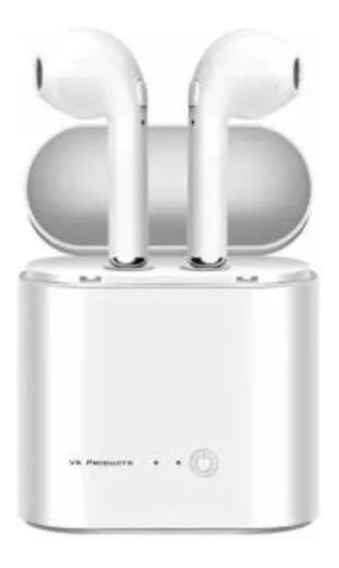 Fone Bluetooth Estero Sem Fio I7mini