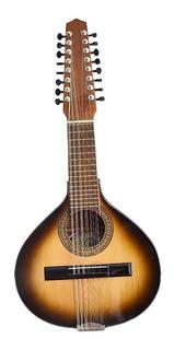 ¡ Bandola Natural De 16 Cuerdas Instrumento Típico !!