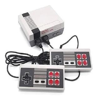Family Game Retro Incluye 620 Juegos Nintendo Con 2 Joystick