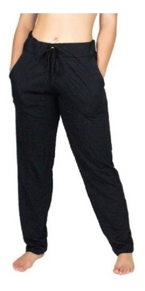 Calça Jogger Feminina Moletom Cintura Alta Skinny Slim Sport