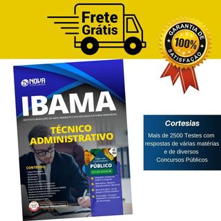 Apostila Técnico Administrativo Concurso Ibama