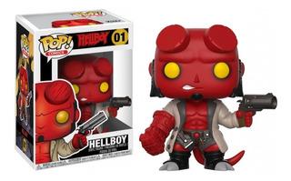 Funko Pop Hellboy #01