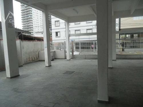 Imagem 1 de 13 de Apartamento Com 1 Dorm, Canto Do Forte, Praia Grande - R$ 160.000,00, 51m² - Codigo: 88 - V88