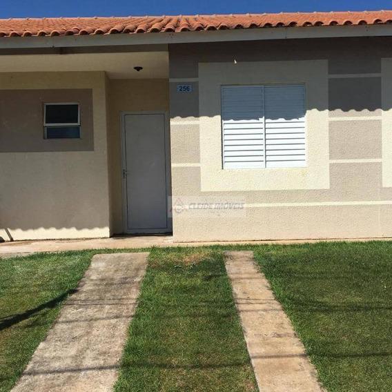 Casa Com 2 Dormitórios À Venda, 43 M² Por R$ 185.000,00 - Jardim Imperial - Cuiabá/mt - Ca1178