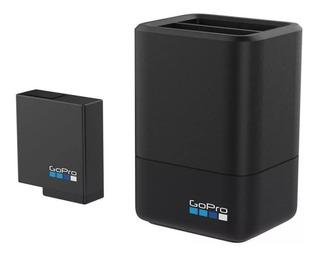 Bateria Cargador Doble Original Gopro Hero 5 - 6 Y 7 Black