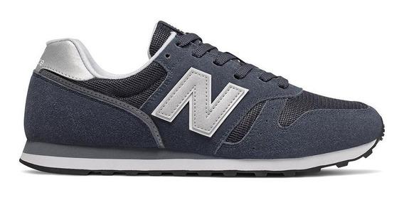 Tênis New Balance Ml373cc2 373 Casual Azul Masculino
