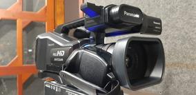 Filmadora Ag-ac8p Panasonic Pouco Uso, Super Nova