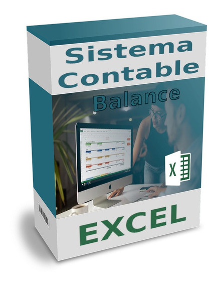 Software Sistema Contable Excel Balance Iva Ganancias Iibb