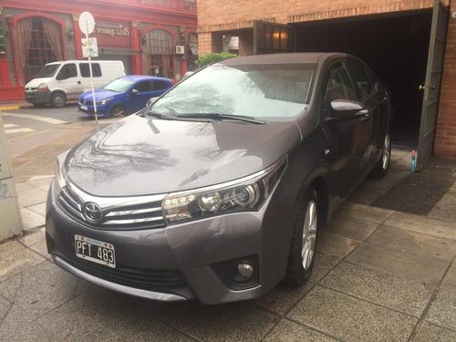 Imagen 1 de 8 de Toyota Corolla Xei Pack Ctv
