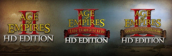 Age Of Empires 2hd +forgoten+ African Original Steam Key Pc