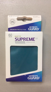 Mica Ultimate Guard Small Size Matte Petrol