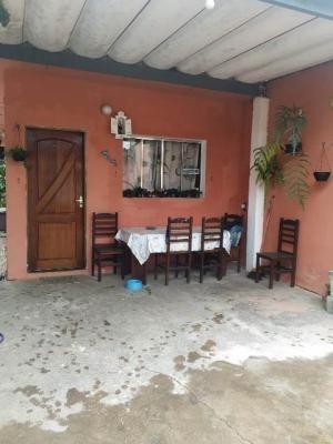 Imagem 1 de 14 de Casa Em Suarão- Itanhaém Lado Serra A 600m Da Rodovia 8266