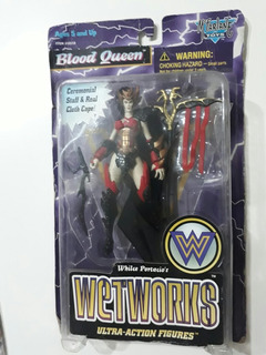 Blood Queen - Wetworks - Mcfarlane Toys - 90 Retro