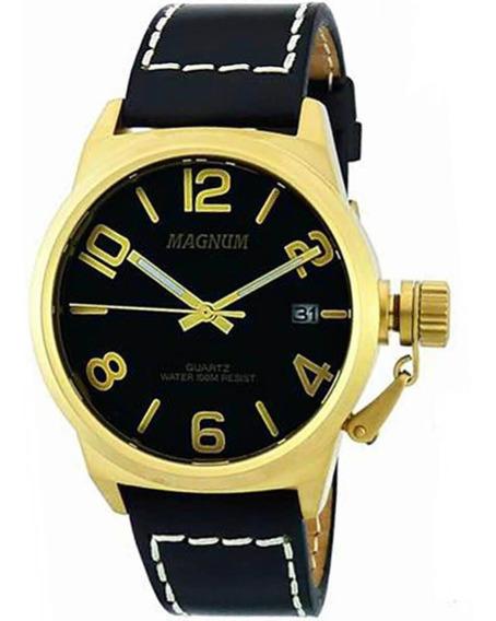 Relogio Magnum Ma33433p Original N.f Frete Gratis.