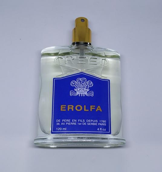 Perfume Creed Erolfa 120ml Original Parfum Borrifado 4 Vezes